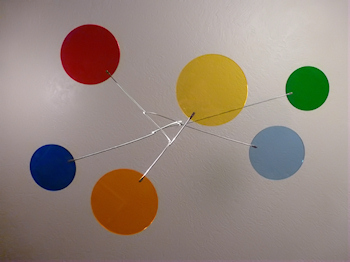 mobile 872 mobiles art hanging artistic kinetic sculpture calder sale modern custom ceiling decorative contemporary abstract baby installation commission artwork