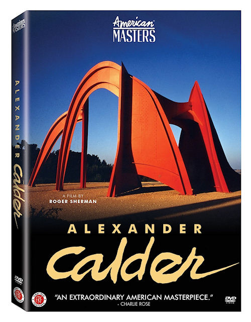Image of Alexander Calder Biography Film Documentary DVD