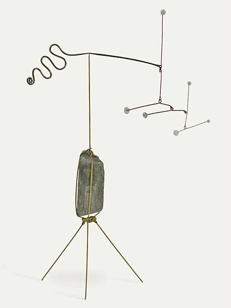 Photo of Alexander Calder Mobile For Sale Standing