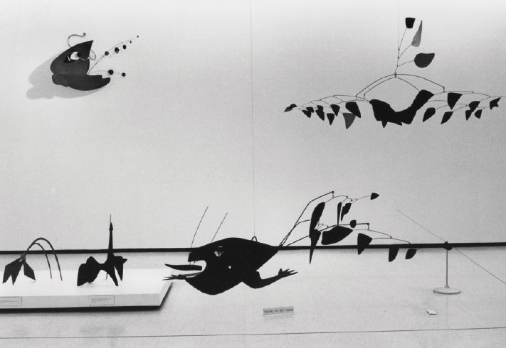 Photo of Alexander Calder Mobile For Sale Gallery
