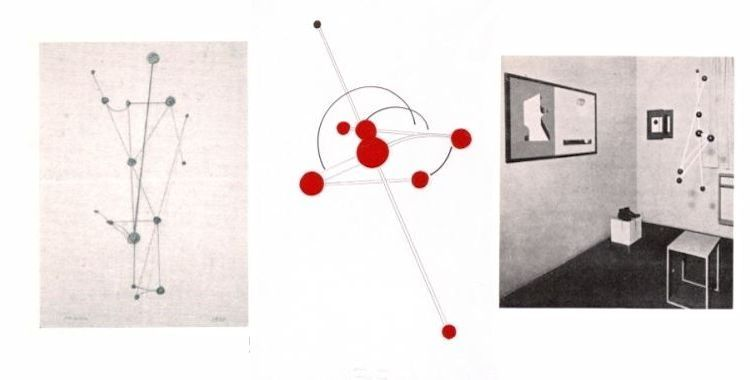 Photo of Bruno Munari Macchina Aerea Mobile 1930