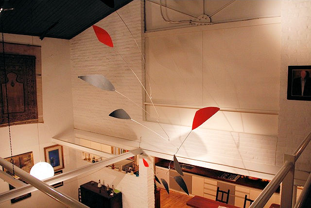 Photo of Calder Mobile