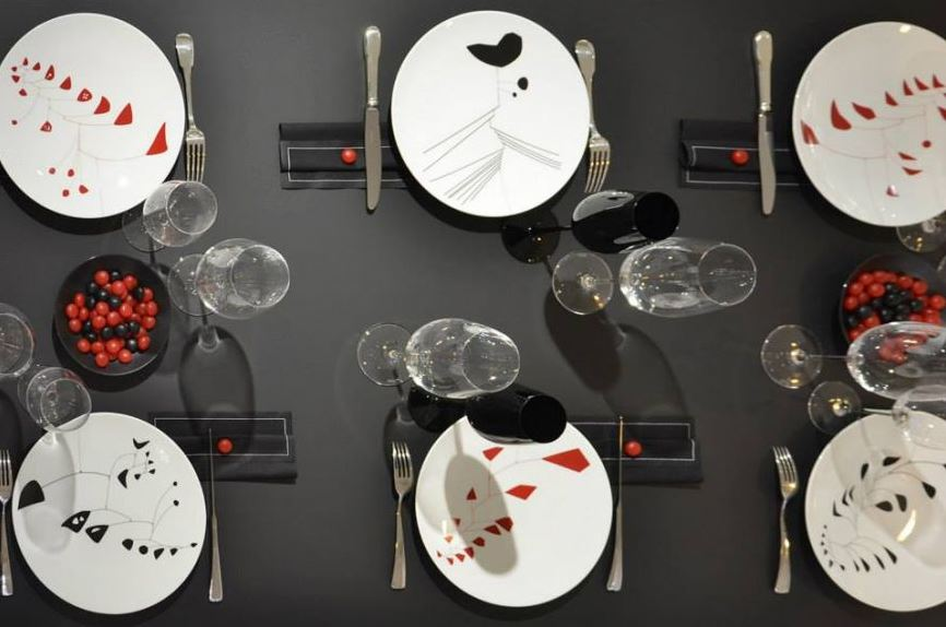 Photo of Calder Mobiles Plates for sale