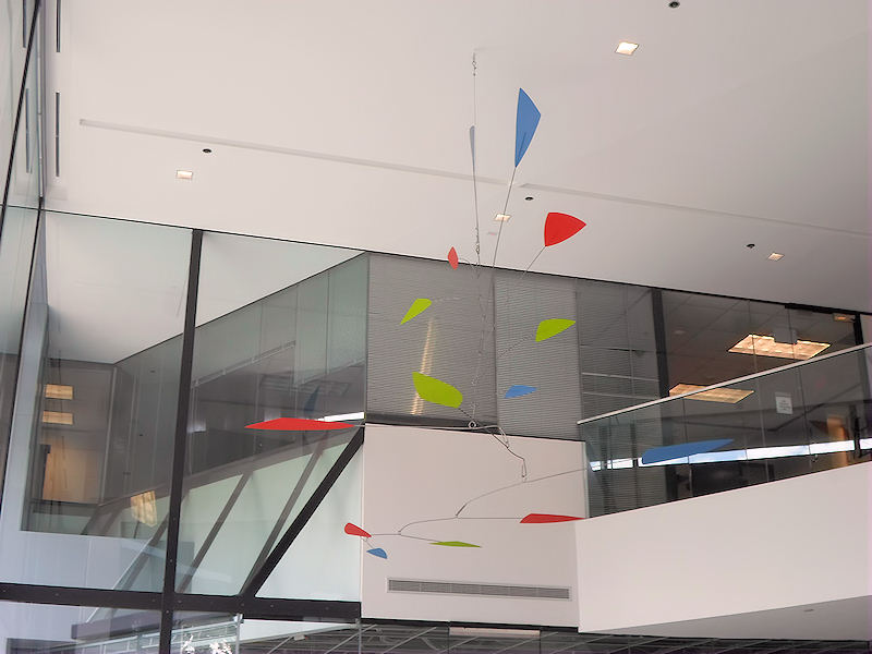 Photo of Calder Mobiles Reproductions For Sale