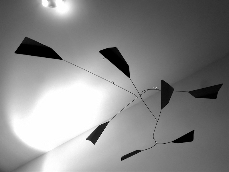Photo of Custom Calder Style Mobiles