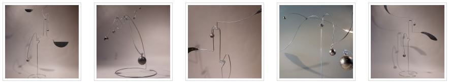 Image of Kinetic Sculptures Standing Mobiles Stabiles Balance