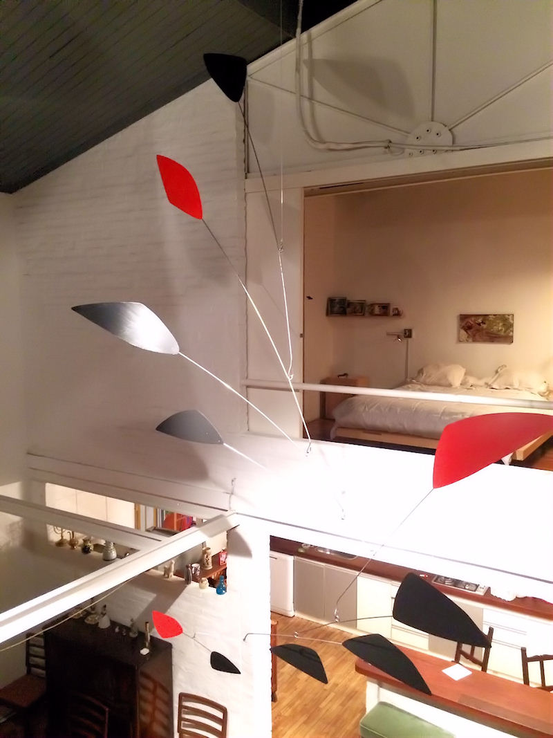 Photo of Large Hanging Mobiles Calder