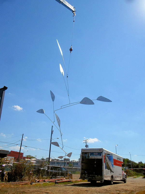 Photo of Large Mobile Sculpture