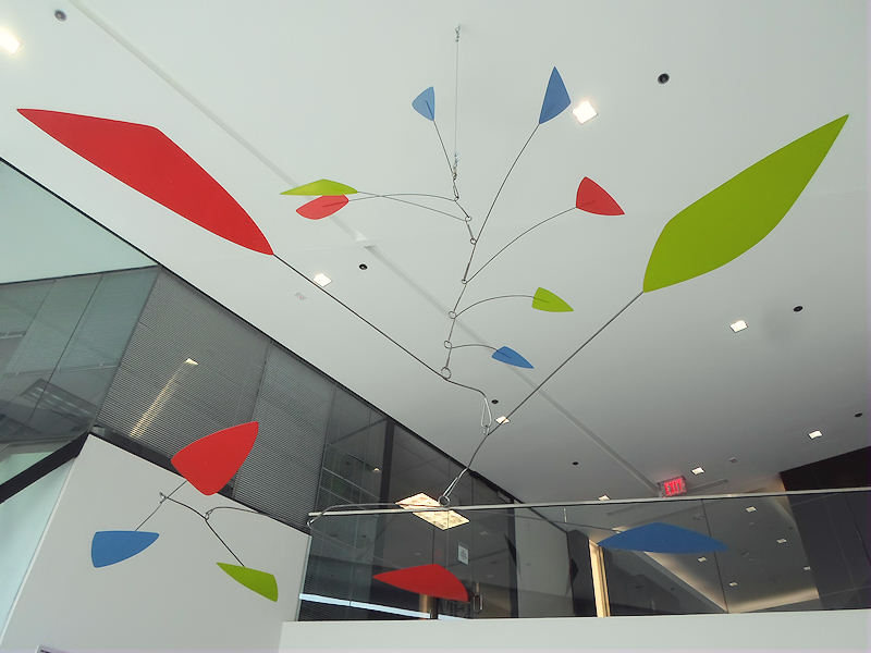 Photo of Large Mobiles Ceiling