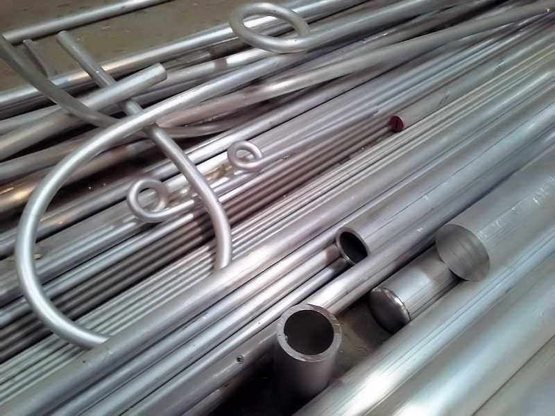 Photo of Metal Rounds for Large Custom Mobile Sculptures