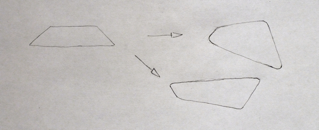 drawing of shapes