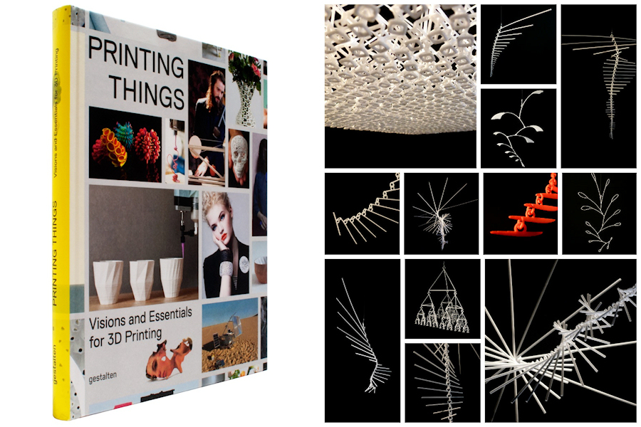 Photo of 3D Printing Art Mobiles