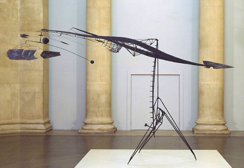 Photo of Lynn Chadwick The Fisheater 1951 Standing Mobile Sculpture
