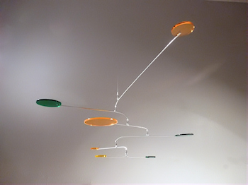 mobile 861 mobiles art hanging artistic kinetic sculpture calder sale modern custom ceiling decorative contemporary abstract baby installation commission artwork