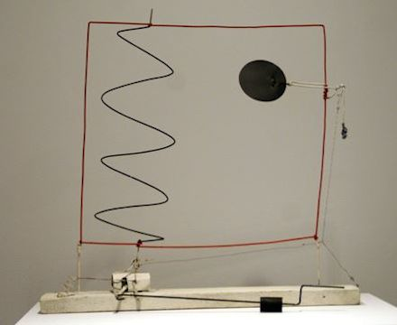 Photo of Motorized Mobile by Alexander Calder