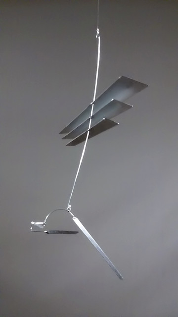 Photo of Abstract Hanging Mobile