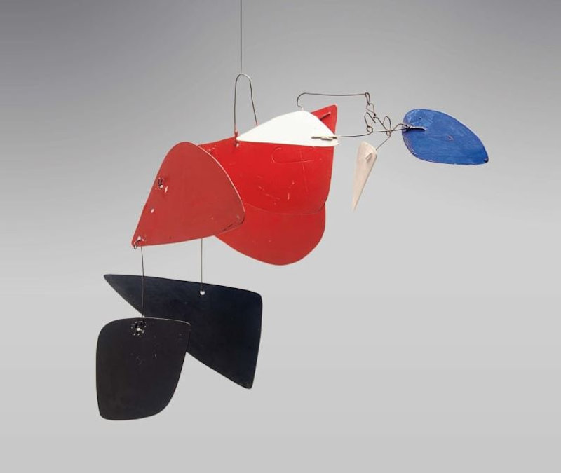 Photo of Alexander Calder ABMB 2017 Mobile for sale