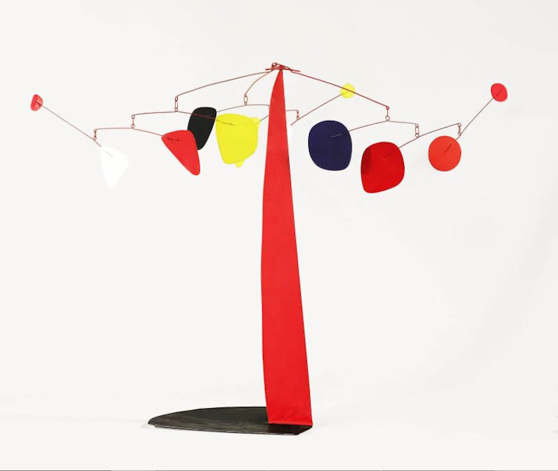 Photo of Alexander Calder Mobile for sale