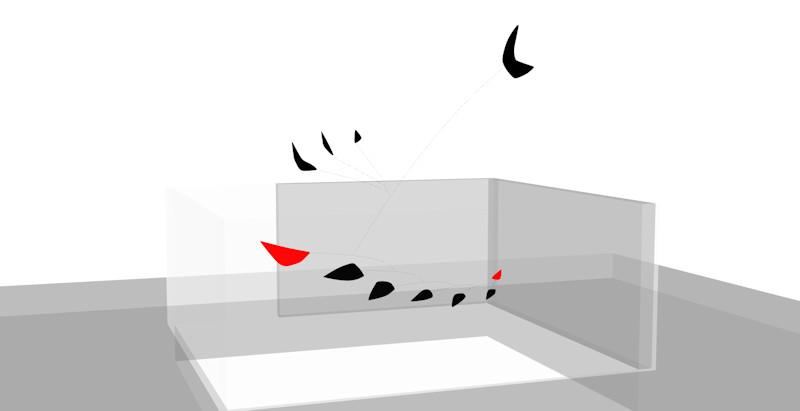 Image of Calder Mobile Sculpture Idea