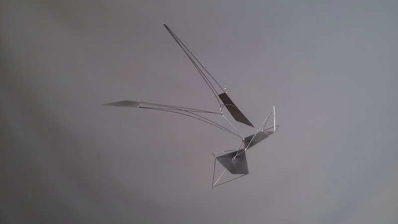 Photo of Contemporary Mobile Sculpture