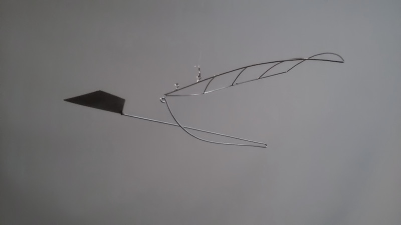 Photo of Contemporary Mobile Sculpture Art