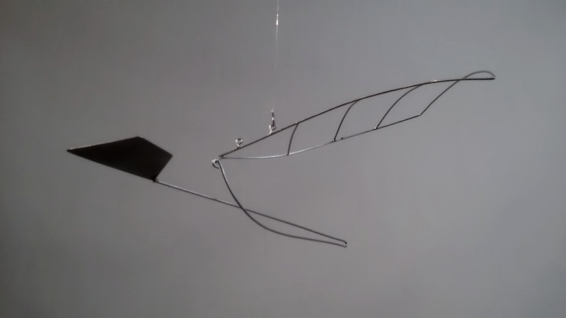 Photo of Contemporary Mobile Sculpture Art