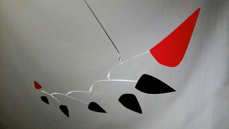 Photo of Custom Calder Mobile Sculpture