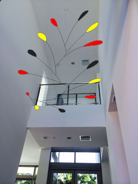 Image of Custom Hanging Mobile