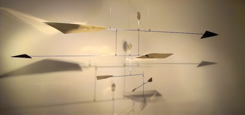 Photo of Custom Mobiles made with Brass