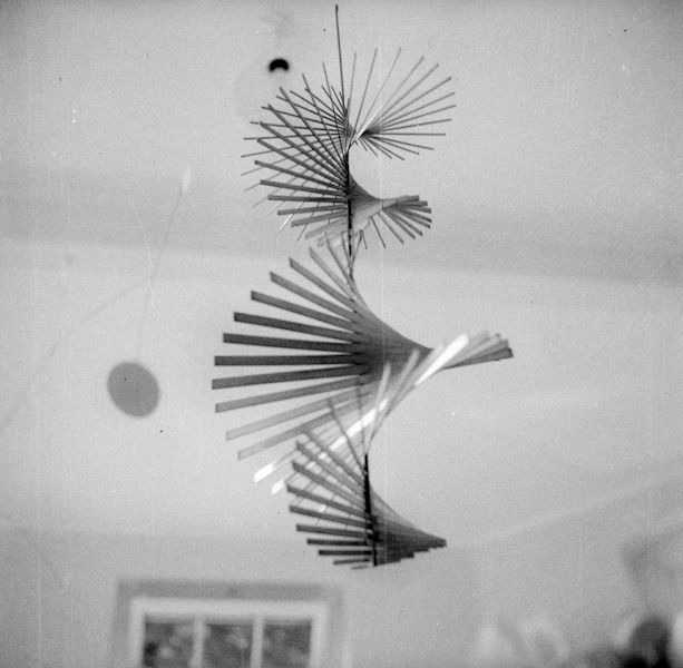 Photo of Hanging Mobile by Kenneth Martin 1