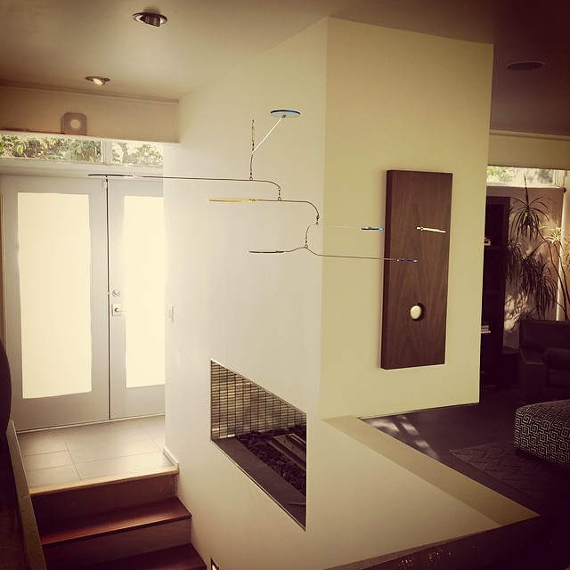Photo of a Hanging Mobile in a Private Residence