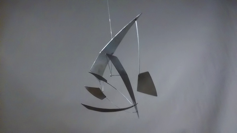 Photo of Hanging Sculpture Abstract Kinetic