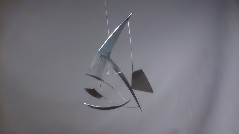 Photo of Hanging Sculpture Mobile Contemporary