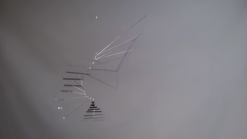 Photo of Kinetic Art Sculpture