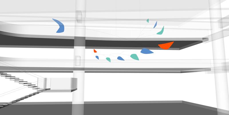 Image of Large Calder Mobile