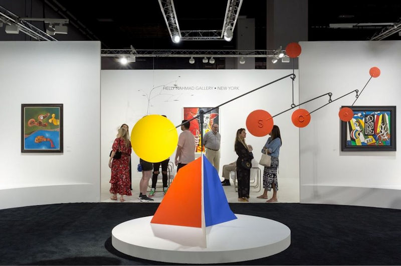 Photo of Large Calder Mobile for sale