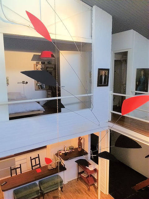 Photo of Large Calder Mobile Reproduction