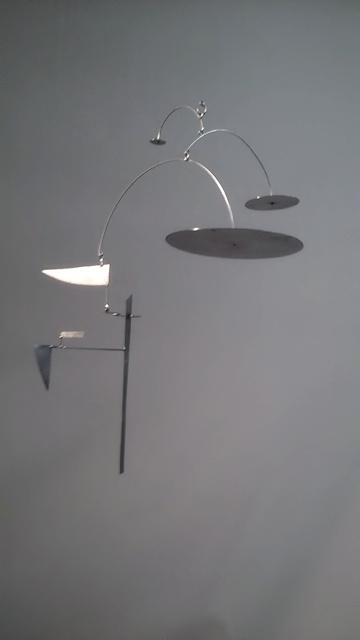 Photo of Mobile Sculpture Artist Contemporary