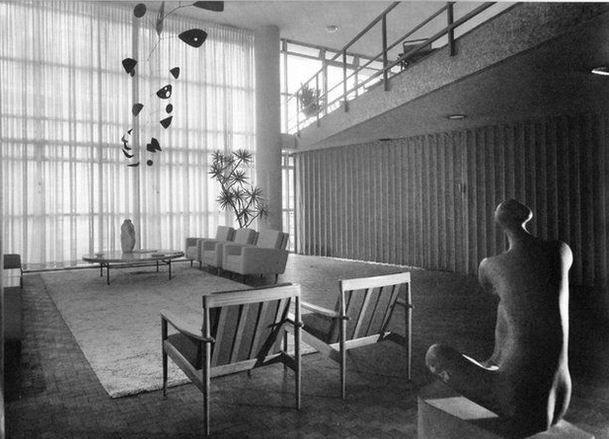 Image of Original Alexander Calder Mobile