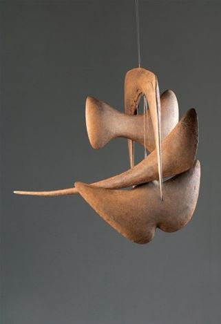 Photo of Philippe Hiquily Mobile Sculpture 2